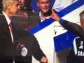 """【動画あり】モウリーニョ「ヴェンゲルには、""""私のテクニカルエリアから出て行け""""と言っただけ」"""