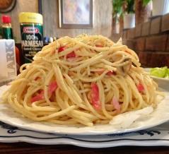■神保町の「さぼうる2」で、デカ盛りスパゲッティ!