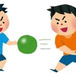 ドッジボールで避けてばっかりのヤツを叩く風潮