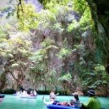 『パンガー湾へカヤック&洞窟』の画像