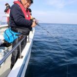『2月 3日 釣果 スロー・ライトジギング 10品目達成!! 最高の天気でした!!☀』の画像
