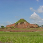 『行った気になる世界遺産 パハルプールの仏教寺院遺跡群』の画像