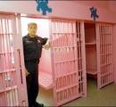 攻撃性を抑える効果があると世界の刑務所で採用されたピンク色の独房 受刑者「少女の寝室みたいな部屋に入れられて屈辱的」