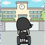 『17.特別支援学校の先生になることを夢みた電動車いすの私〜母校に○○として帰る〜』の画像