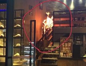 【画像】SNH48メンバー、火事で全身火傷