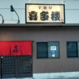 『【辛麺】辛麺屋喜多楼(宮崎・延岡)』の画像