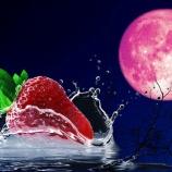 『6月の満月はストロベリームーン』の画像