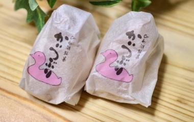 『琵琶湖のお土産に鮎家の「かいつぶり」福岡の「ひよこ」じゃないよっ!』の画像