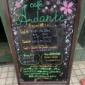 CafeAndante開館しております!  本日は 麻婆茄子...