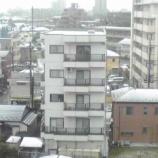 『ああ春なのに・・・雪!』の画像