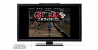 N64『エキサイトバイク64』、Wii U向けバーチャルコンソールにて配信開始!