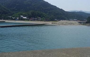 『浦島太郎の浜』の画像