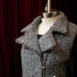 『新作 中綿入ライダースジャケットをご紹介。』の画像