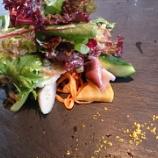 『祇園・花見小路の路地裏にある京野菜フレンチレストラン@Abbessesアベス』の画像