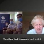 【東京五輪】英国選手団 「選手村は快適。欠点が見つからない。食事は選択肢が多くて美味しい。」