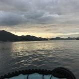 『小鳴門、久しぶりの海で鯛を狙う』の画像