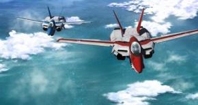 マクロスΔでVF-1の戦闘を久々に見れて感動した!