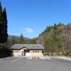 『雪の消えた毛無山・新庄村』の画像