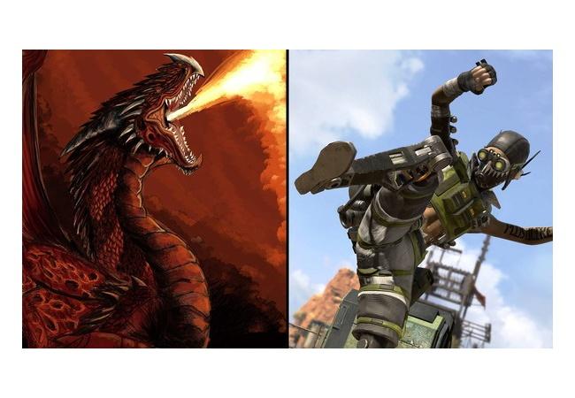 【APEX LEGENDS】ドラゴンが将来登場すると噂