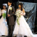 東京大学第63回駒場祭2012 その93(ミス&ミスター東大コンテスト2012・深澤胡桃(ウェディング))の1