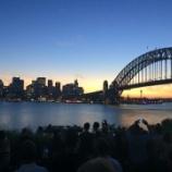 『お久しぶりです!シドニーに戻ってまいりました!』の画像