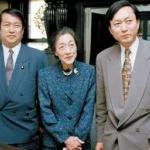 【訃報】 鳩山由紀夫元首相の母の鳩山安子さんが死去 90歳