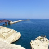 『マルタ旅行記13 数少ないヴァレッタのビーチ?を発見、潮風が心地良い戦争モニュメントのベルで一休み』の画像