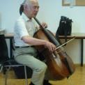 堤剛 先生 ザルツブルグ国際音楽アカデミー