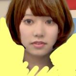 『【欅坂46】米谷奈々未を元乃木坂 橋本奈々未風に加工した結果wwwwww』の画像