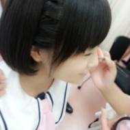 HKT 朝長美桜「みなさんの目をカシューナッツにする」 アイドルファンマスター
