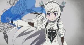 【棺姫のチャイカ】第1話 感想 カタコト太眉少女か...新しいな