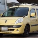 Renaultカングー メンテナンスとドライブレコーダー取付