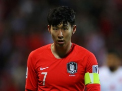 アジアカップで韓国代表ソン・フンミンの調子がイマイチ乗ってこないんだが・・・