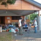 『2011年 8月 6~ 7日 8J7400H津軽スカイCQ津軽ハムクラブ移動運用:平川市・志賀坊高原』の画像