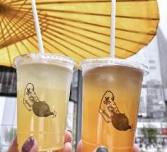 都会の非日常な空間でほっこりとお茶を楽しむ「峠の茶屋」【GEN GEN AN 幻(げんげんあん)】銀座ソニーパーク 実食 口コミ ブログ