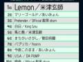 【悲報】米津玄師さんの最新曲の売上…