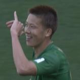 『[東京ヴェルディ] ホワイト監督体制で待望の初白星!! FW林陵平の2ゴールで逆転勝利!!』の画像