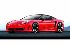 日産が超高級ミッドシップスポーツカーを計画か?【Spyder7】