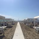 夏のドイツ・イタリア・イギリスへ! ピサの朝と地中海の高級ビーチリゾートの昼下がり エメラルドステータスでフリー旅