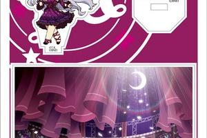 【ミリマス】2020年6月にアクリルキャラプレートぷち02&アクリルキャラプレートぷちU「Sherry 'n Cherry」「ARCANA」の発売予定!