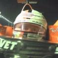 ベッテルの顔をとらえたシンガポール1周のカメラ映像:F1シンガポールGP動画