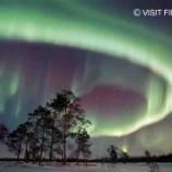 『【動画】ノルウェー上空に現れた謎の光と雲の正体がこちら』の画像