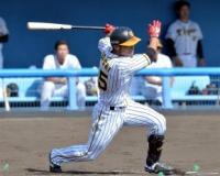 【悲報】阪神・江越さんのバットコンタクト率がやばすぎる・・・