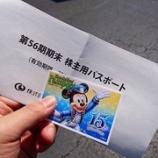 『値上げ施策が功を奏した?東京ディズニーランドへ家族4人で。』の画像