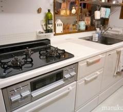 新しいキッチンに変えました。リフォームレポ①