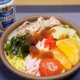 『夏の冷たい麺シリーズ 12-⑩ 入院生活2日目』の画像