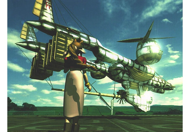 【悲報】FF7R、飛空艇ハイウインドを消し去ってしまう