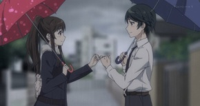 【風夏】第6話 感想 恋は三角、胸は互角