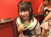 チーム8コンで倉野尾成美さんが投げていたボールは倉野尾さんの胸元で保管されていたものでした