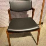『横座りも快適なKotiアームレスチェア・フジファニチャー』の画像
